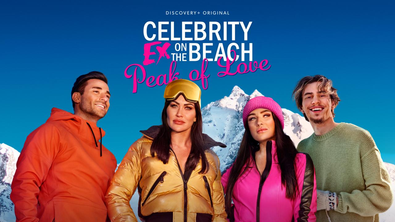 Celebrity Ex on the beach: Peak of Love