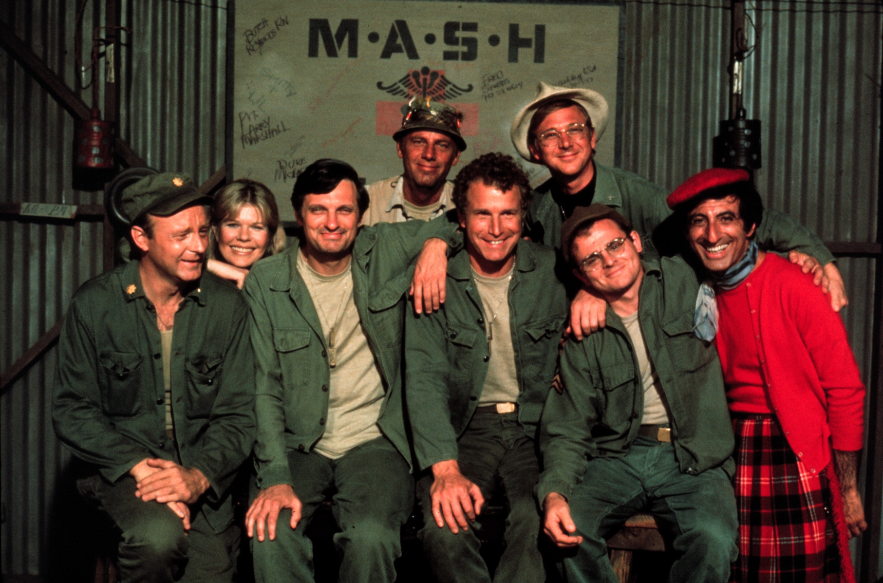 M*A*S*H – Farewell, Goodbye and Amen