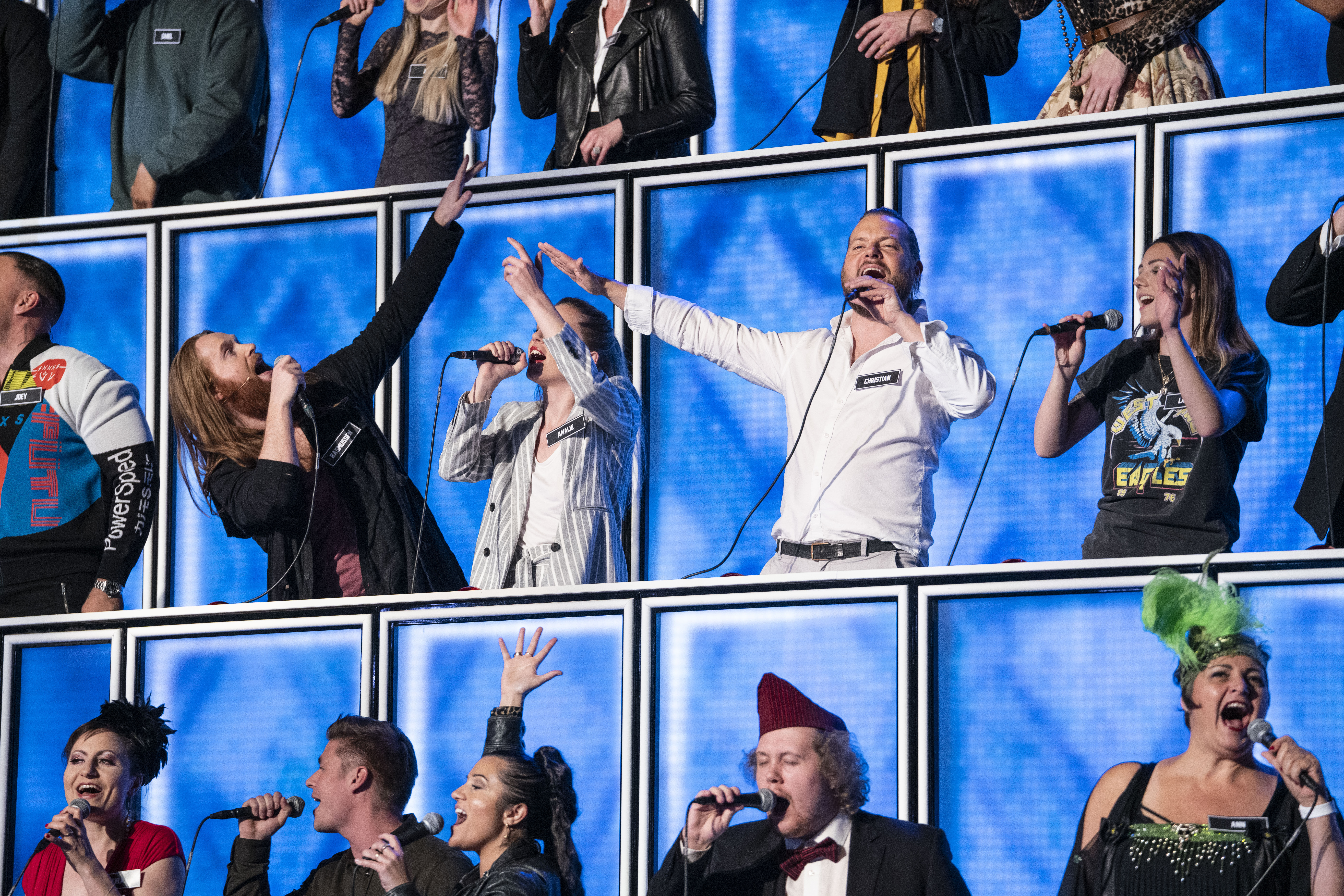 All Together Now – Danmark