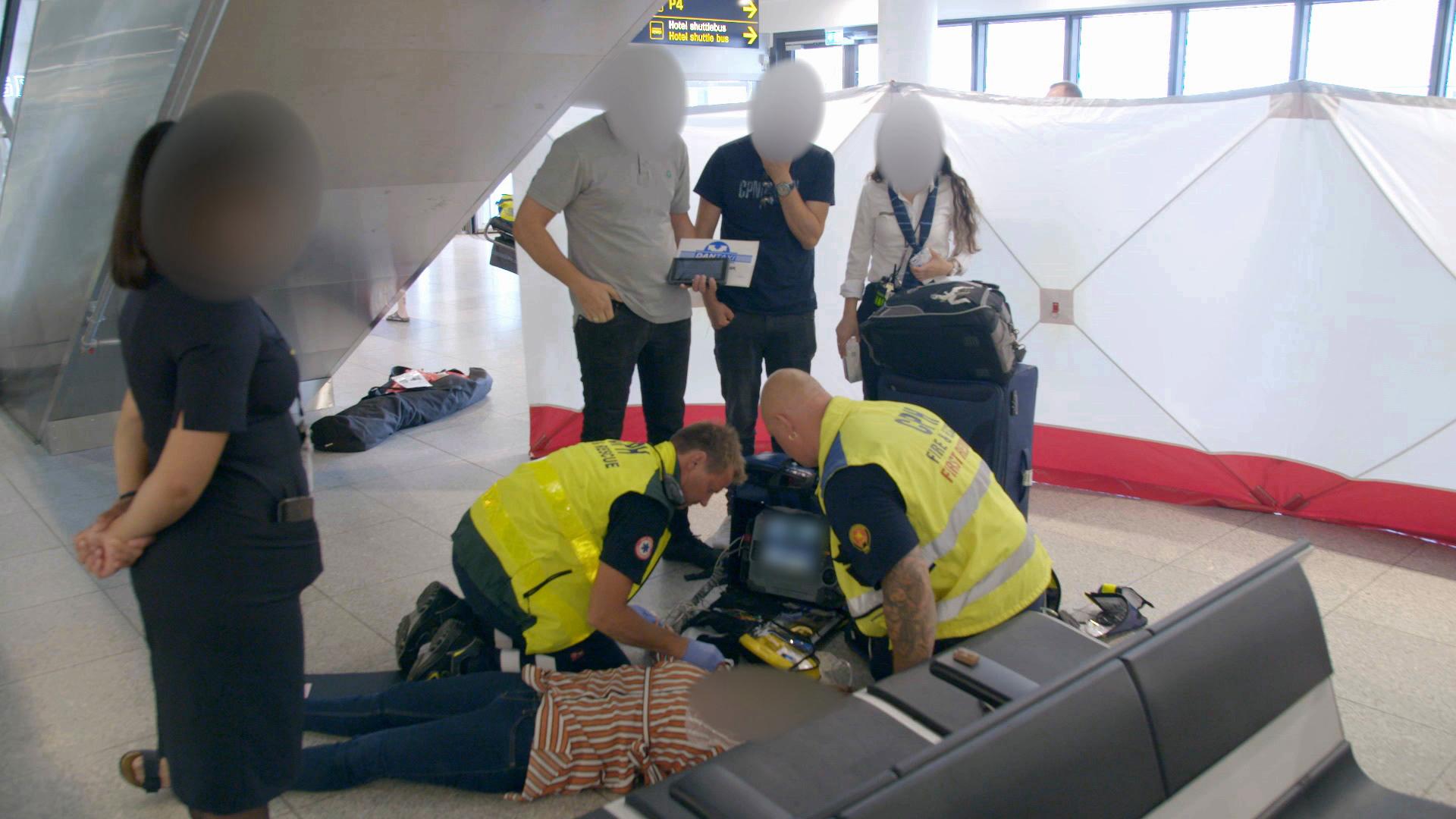 Lufthavnens Beredskab