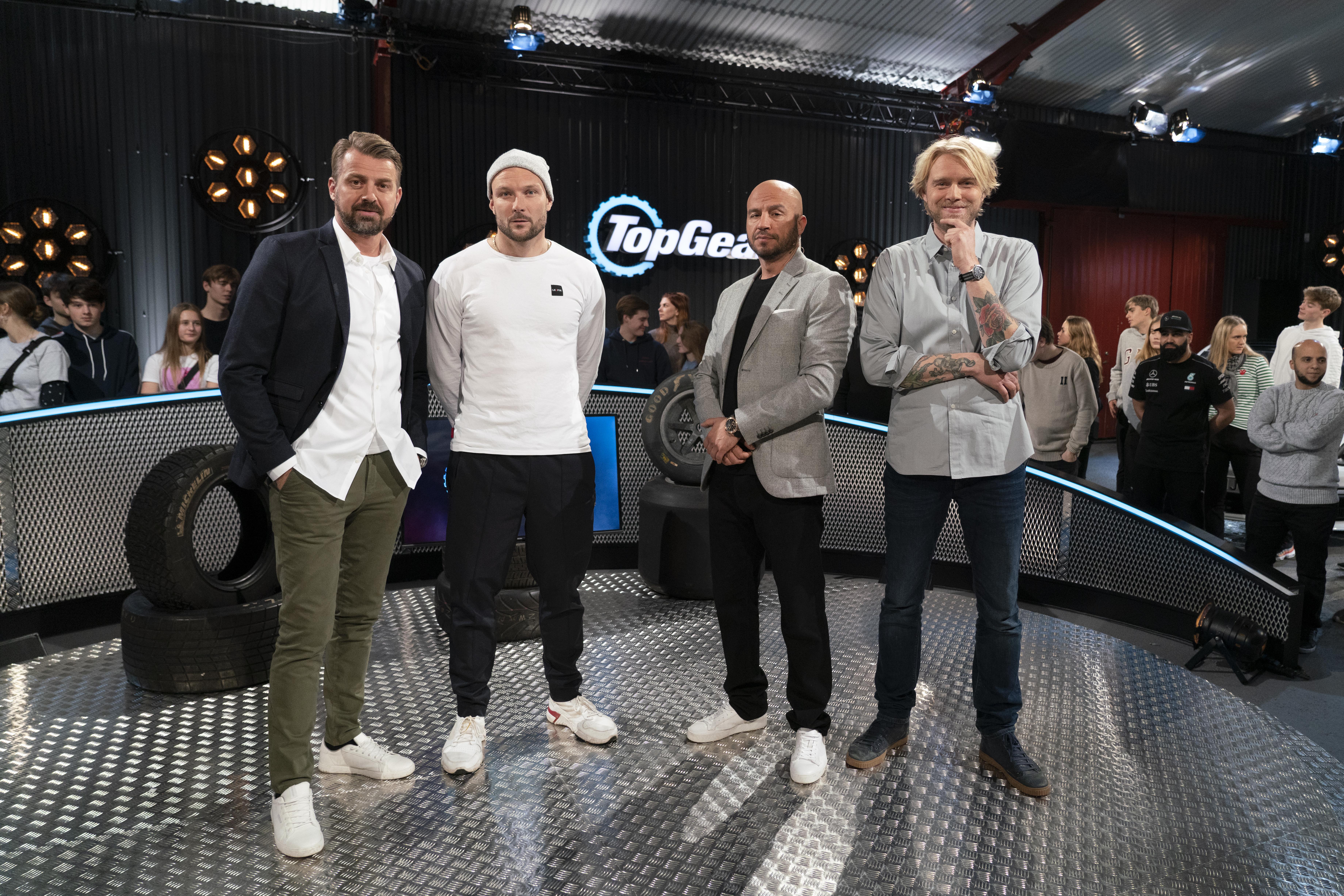 Top Gear – Danmark