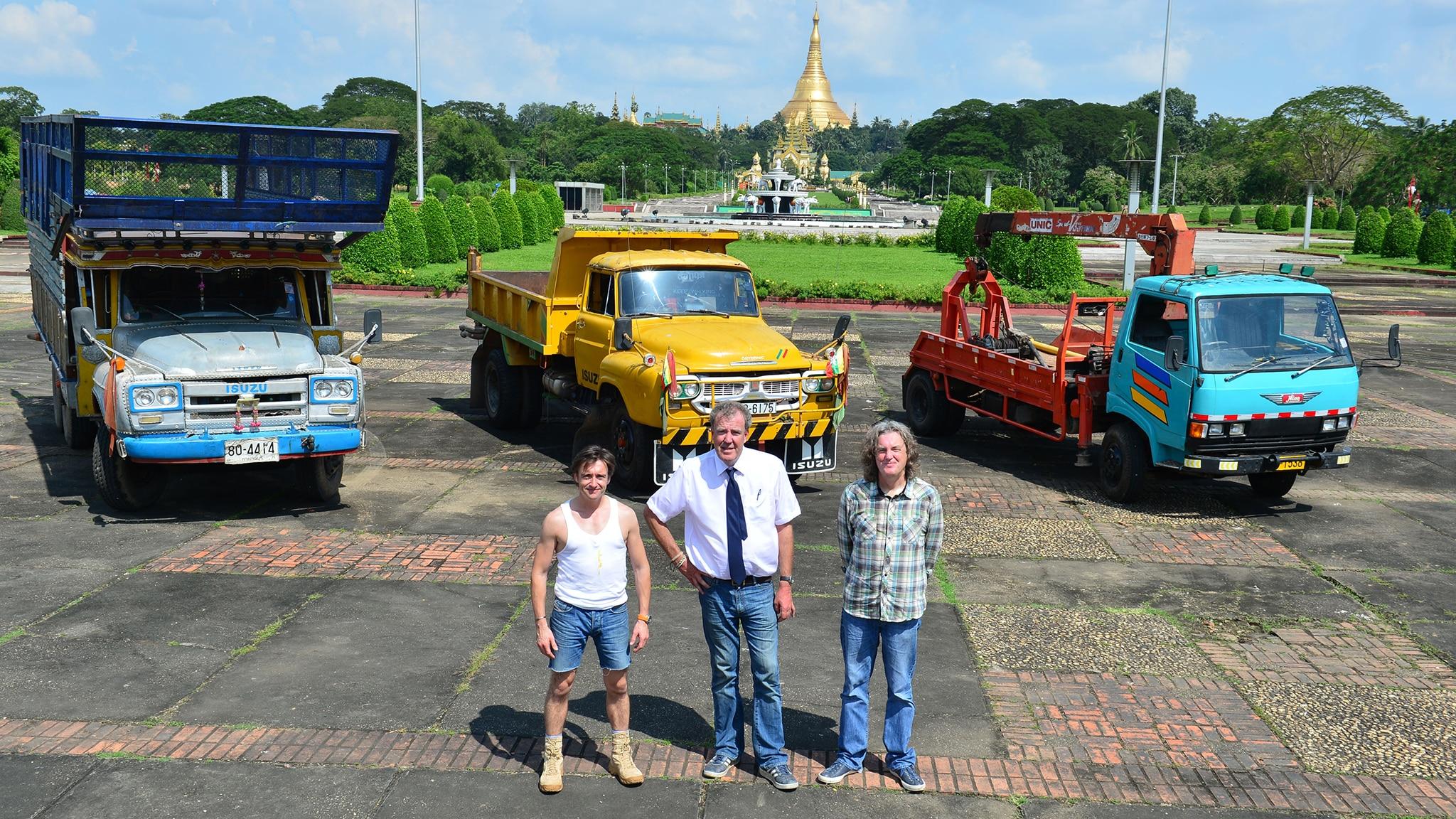 Top Gear: Burma Special