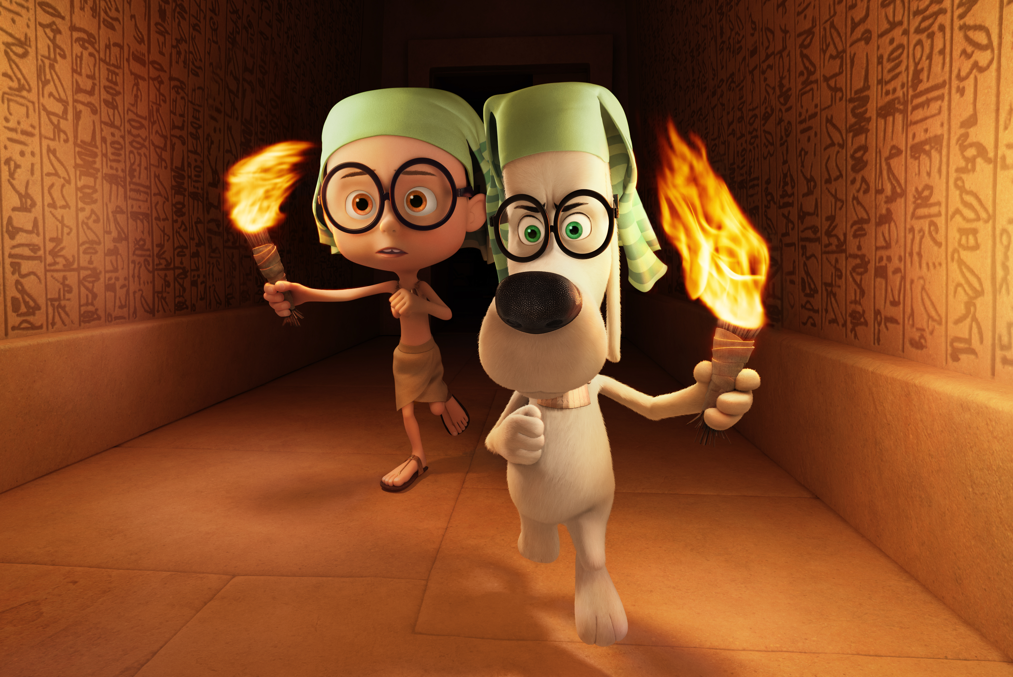 Hr. Peabody & Sherman