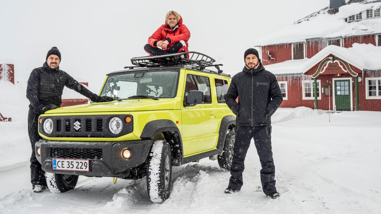 Discovery Networks Danmark. Må kun bruges til omtale af Discovery Networks Danmarks programmer. Foto: Per Arnesen