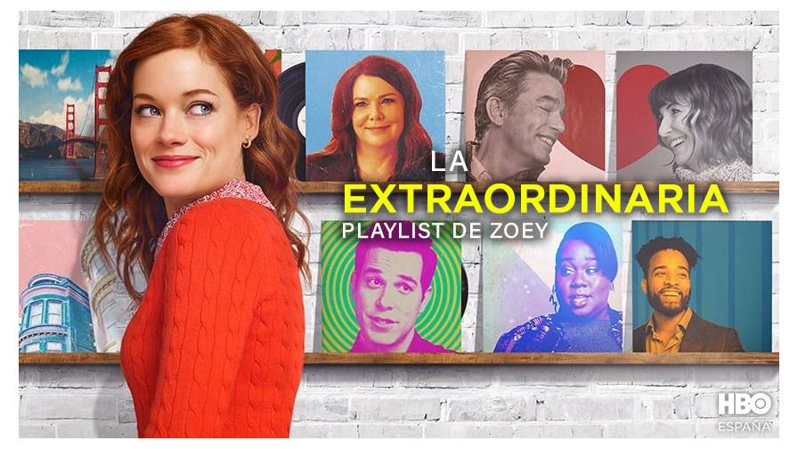 La extraordinaria Playlist de Zoe. HBO