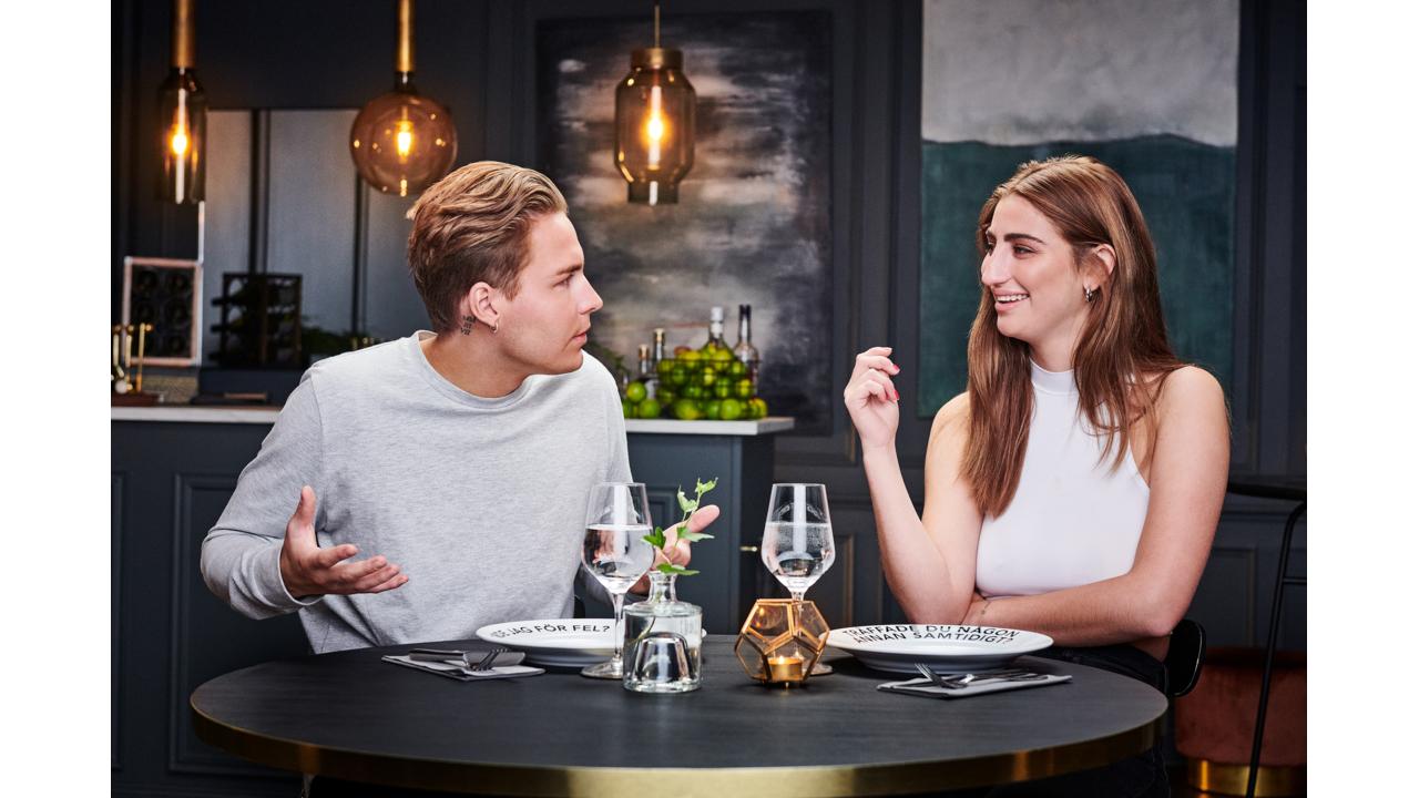 Ex dating fiende
