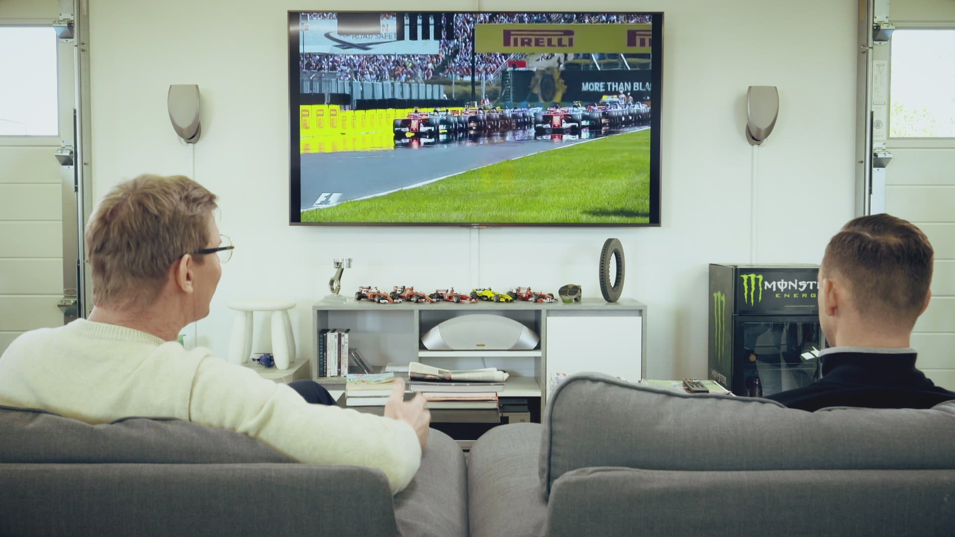 Palshøj og Kiesas Formel 1-minder