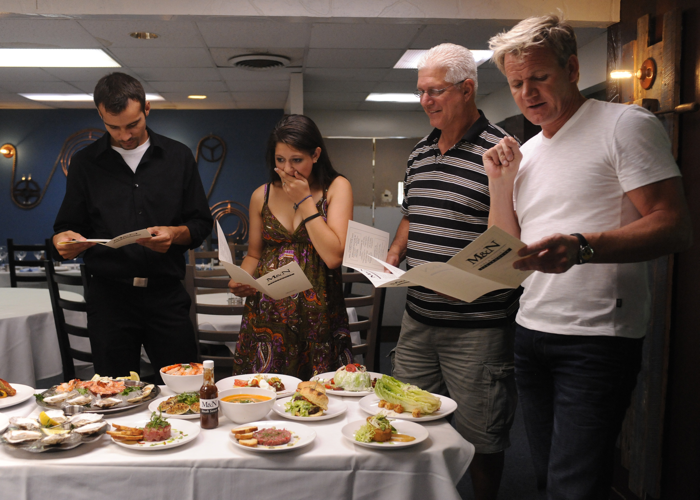 Ramsay's Kitchen Nightmares USA