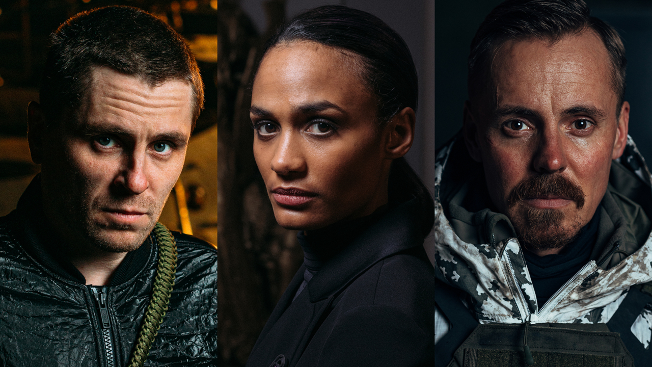Swedish stars Nanna Blondell and Sverrir Gudnason join Jasper Pääkkönen in the action thriller Omerta 6/12