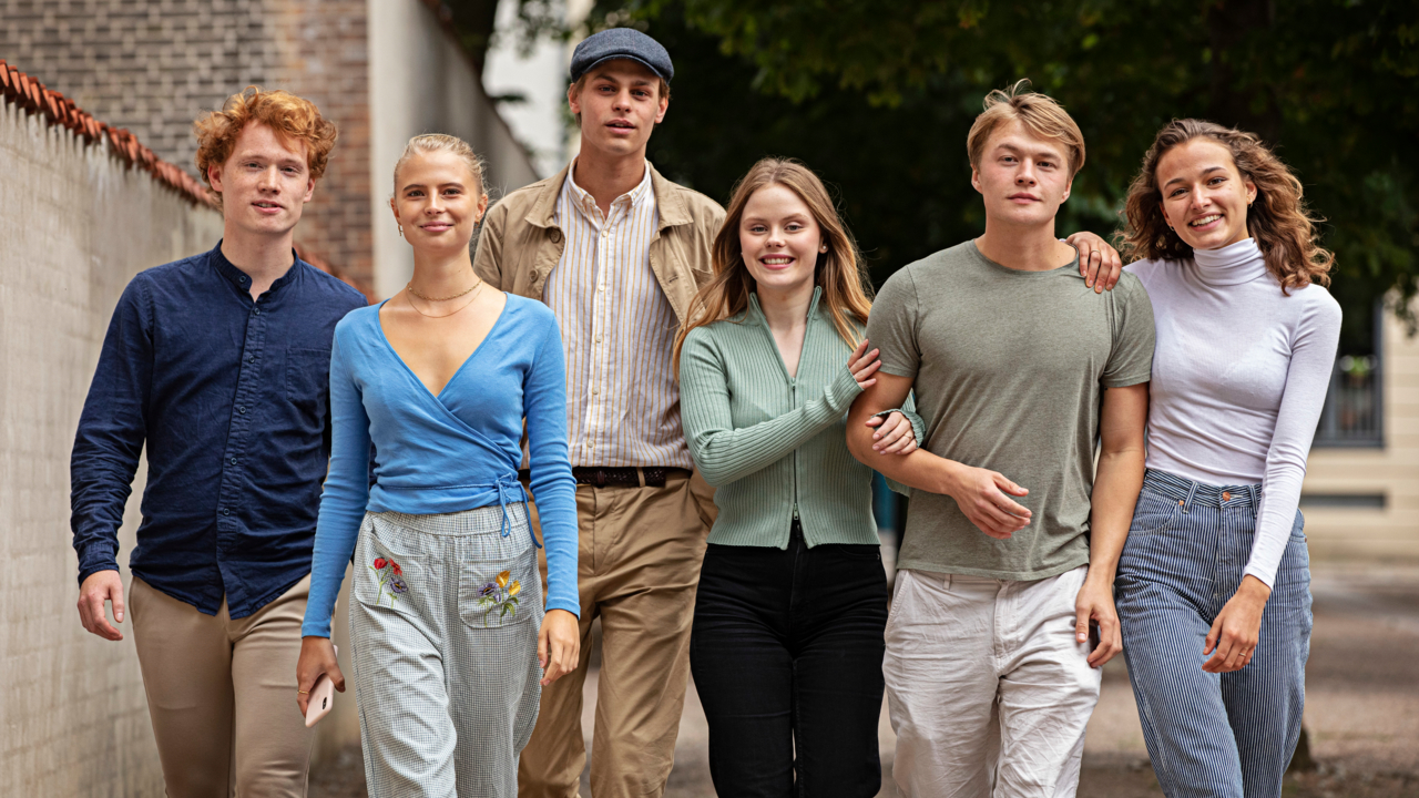 SF Studios starts shooting Tilde Harkamp's youth film Pretty Young Thing with Danish rising stars