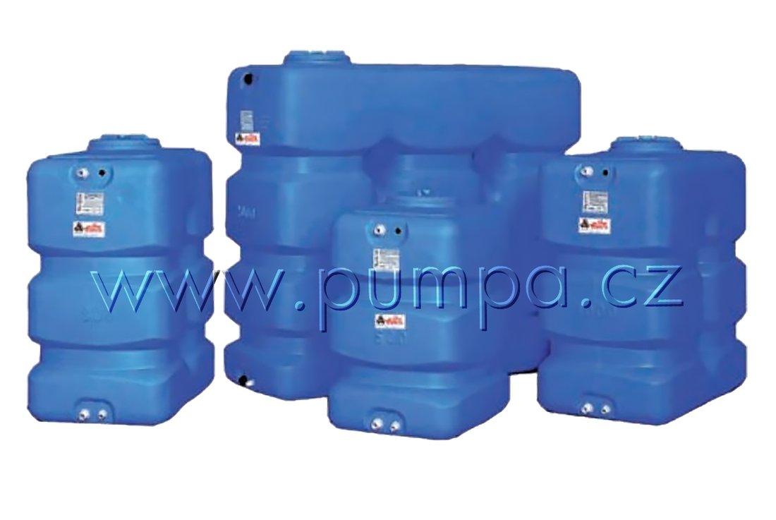 Elbi CP-500 plastová nádoba (š.700mm d.840mm v.1060mm)