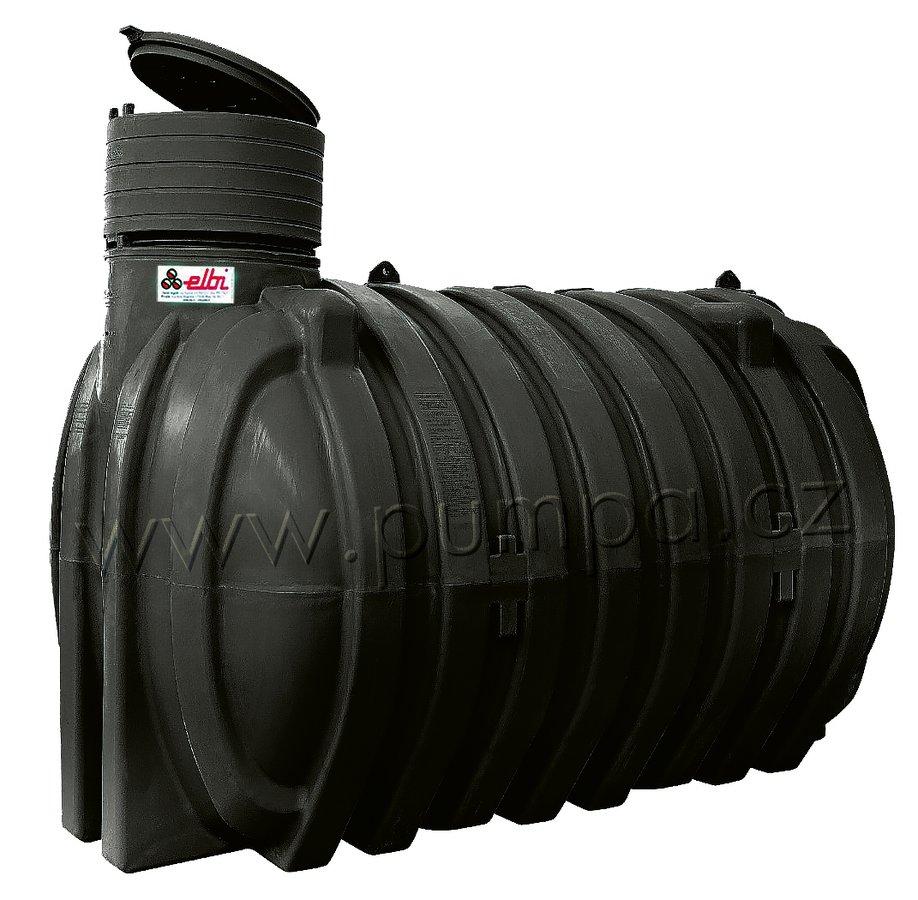 Elbi CU-10000 plastová retenční nádoba (d.3410mm v.2225mm Ř2130mm)