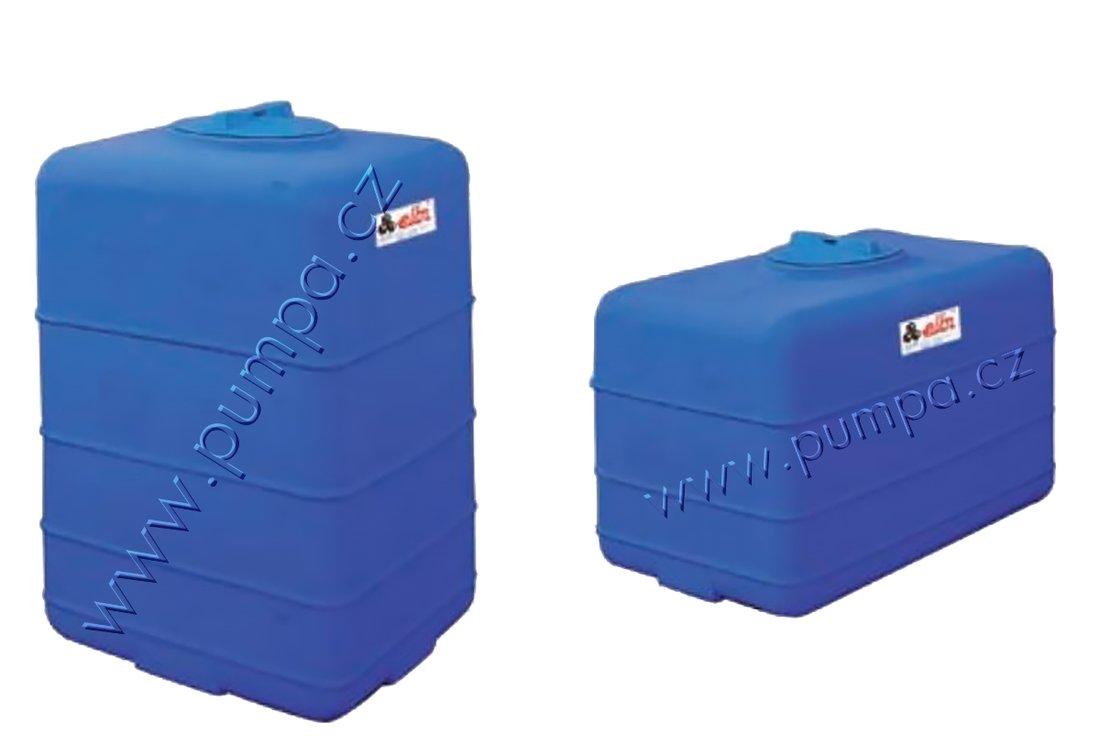 Elbi CB-100 plastová nádoba (š.500mm d.500mm v.575mm)