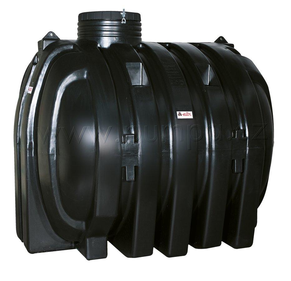 Elbi CU-3000 plastová retenční nádoba (d.1920mm v.1870mm Ř1585mm)