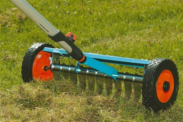 Gardena Kypřič trávníku (combisystem)