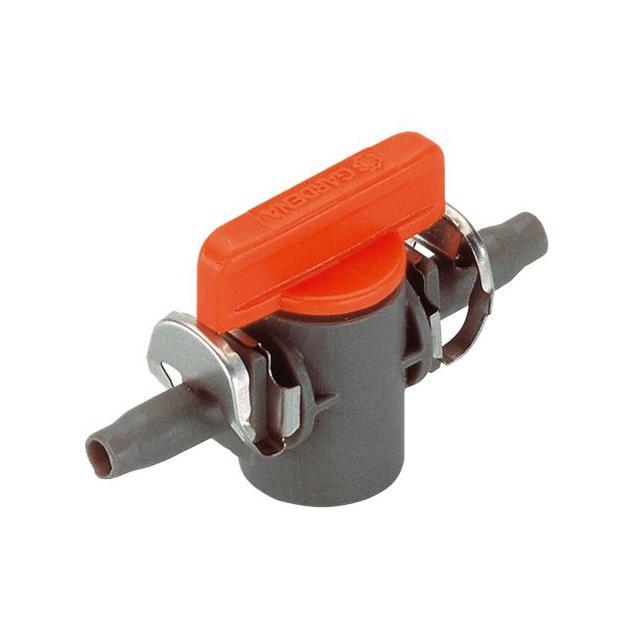 """Gardena Uzavírací ventil 4,6mm (3/16"""") (2ks)"""