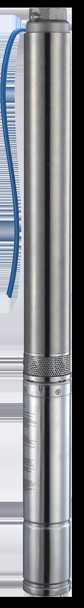 Evak Pumps V4P-1809-2W, 0.75kW, 230V, 1.5 kabelu