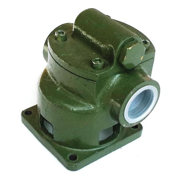 """Saer CF (bypass), samostatná hydraulika 1"""""""