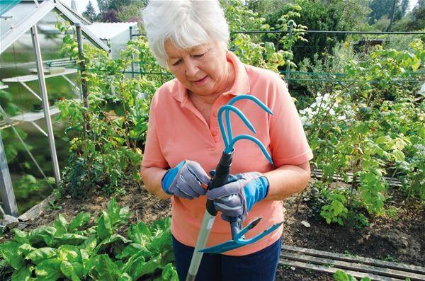Gardena Ergoline násada ALU 130 cm (combisystem)