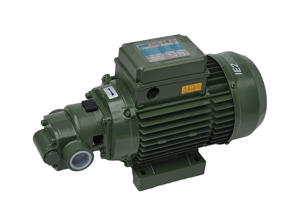 Saer CF, 230V, 0,75kW (by pass)