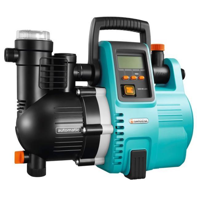 Gardena Domácí vodní automat 5000/5E LCD Comfort