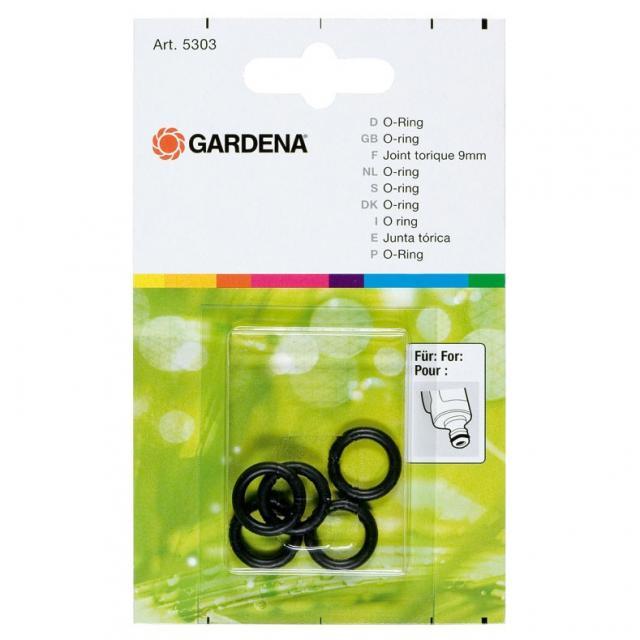 Gardena O-kroužek 9mm (5ks)