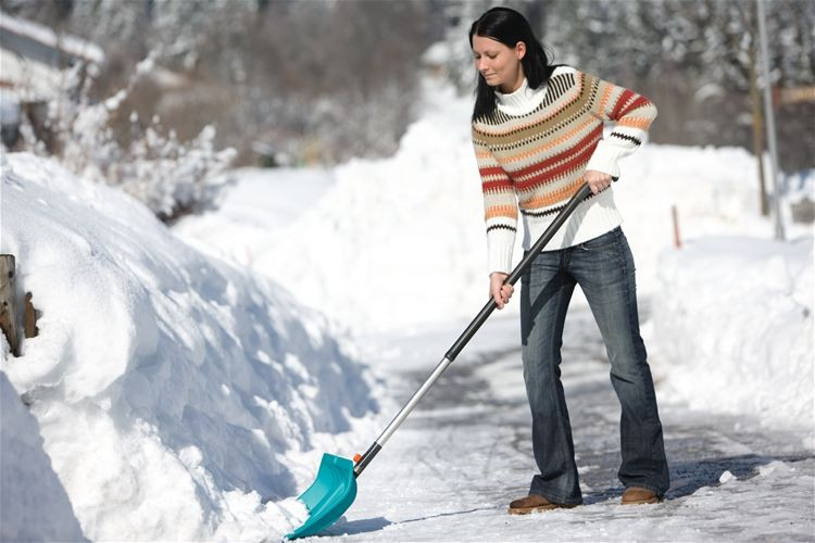 Gardena Hrablo na sníh ES 50