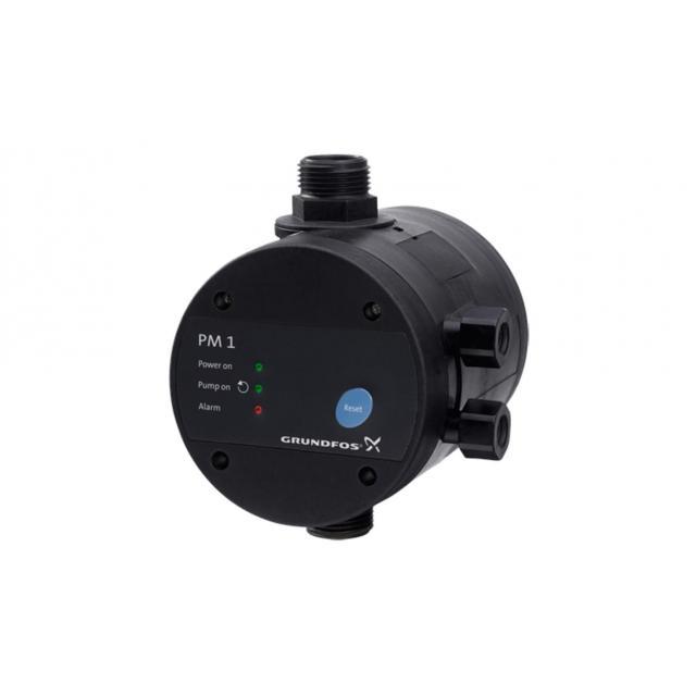 Grundfos PM 1, řídící tlaková jednotka
