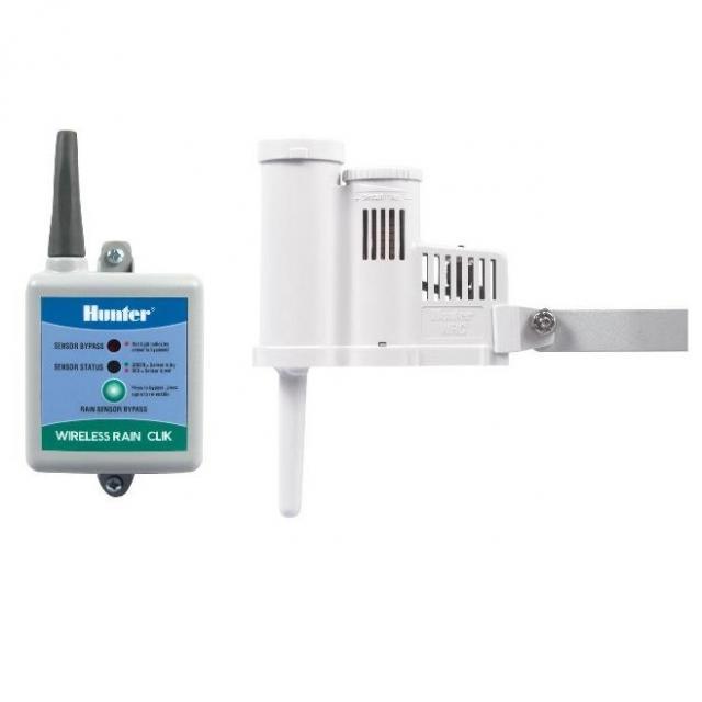 Hunter RAIN CLIK-WRF - Bezkabelový dešťový senzor s teplotním čidlem