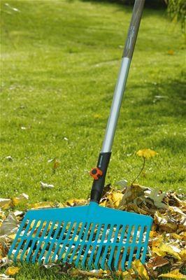 Gardena Hrábě na listí a trávu 43cm (combisystem)