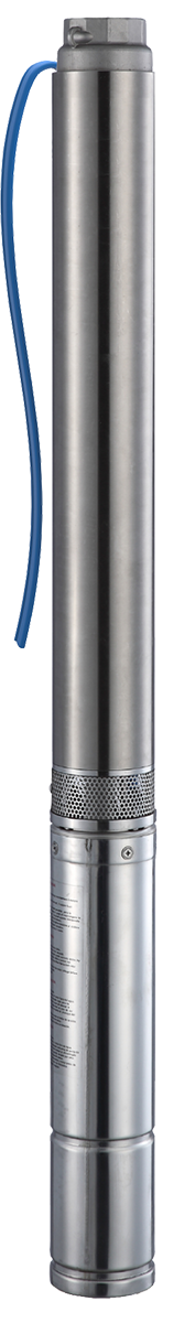 Evak Pumps V4P-2508-2W, 0.75kW, 230V, 1.5m kabelu