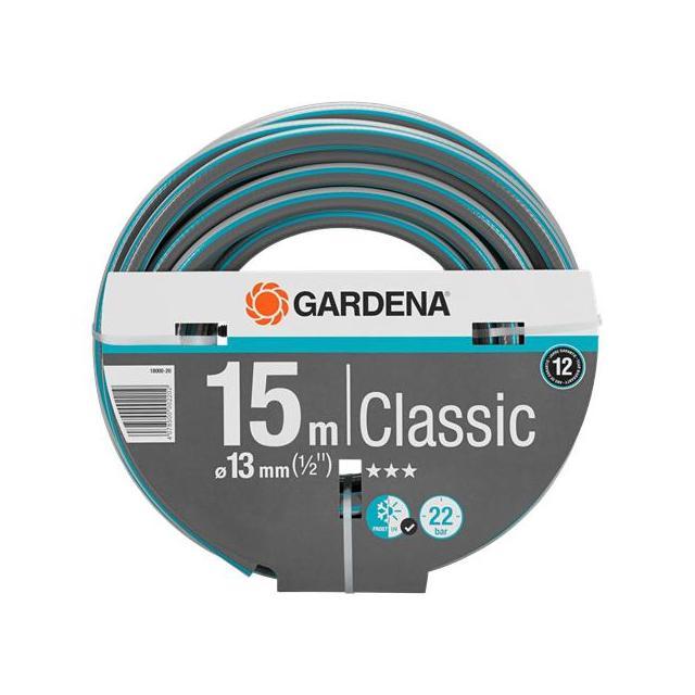 """Gardena Hadice Classic 1/2"""" - 15m"""