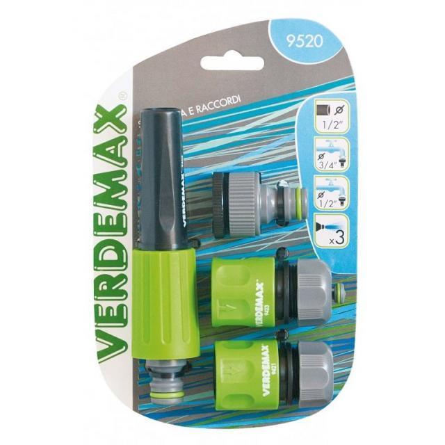 Verdemax Základní vybavení