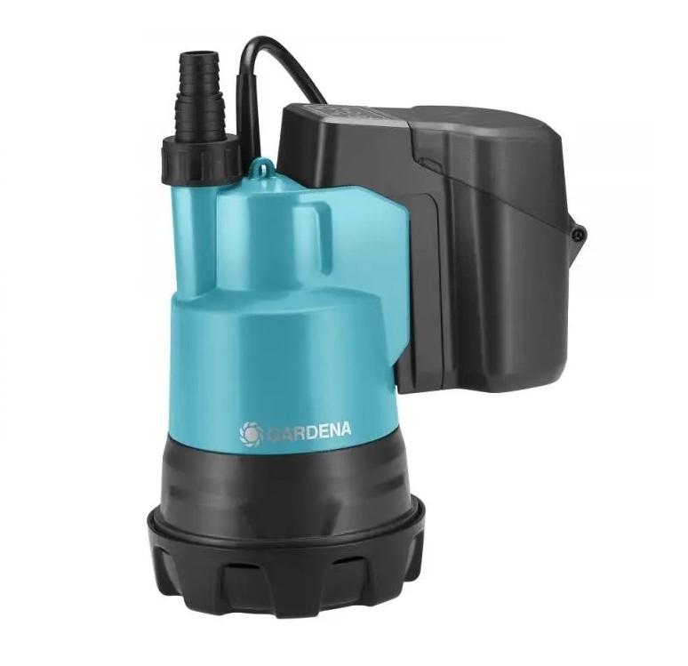 Gardena Akumulátorové čerpadlo pro čistou vodu 2000/2 18V P4A - bez akumulátoru