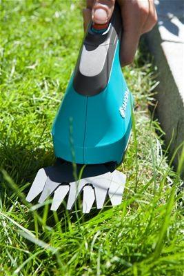 Gardena Nůžky na trávu AccuCut Li