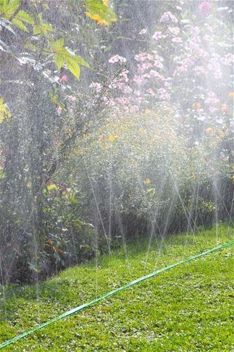Gardena Hadicový zavlažovač, délka 15 m, oranžový