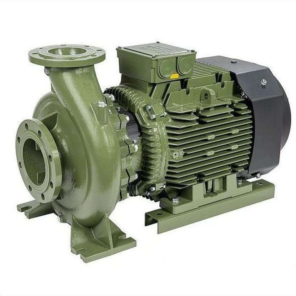 Saer IR4P 50-125 A - 0.55 kW, IE2, MEI > 0,5