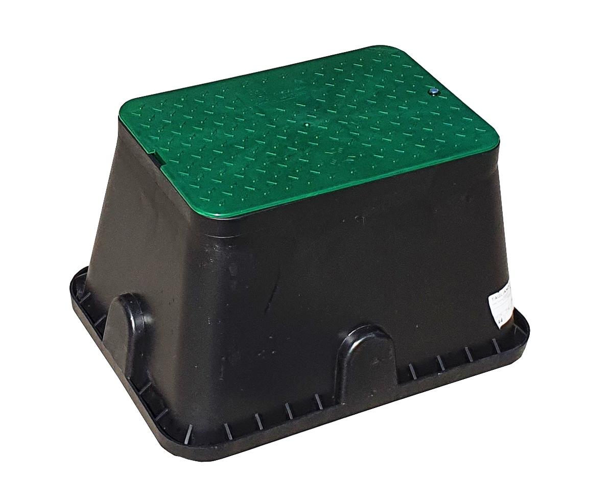 Gardena STANDARD - ventilová šachtice PC, zelené víko