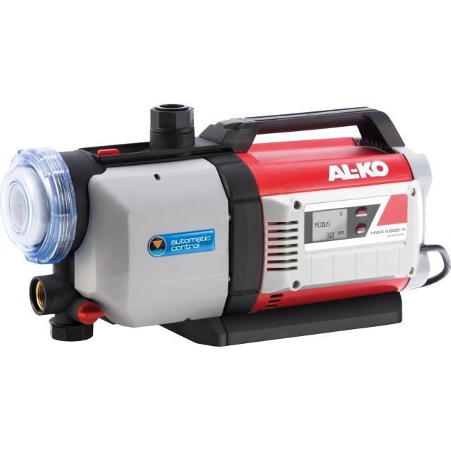 AL-KO Domácí automatická vodárna HWA 6000/5 Premium