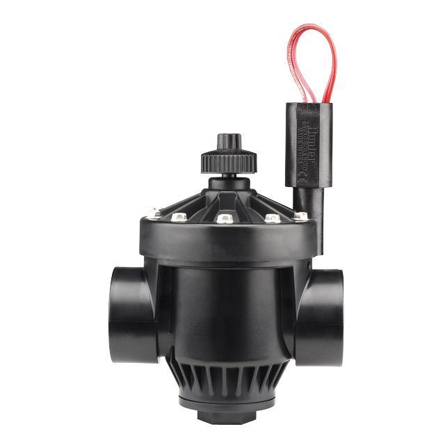 """Hunter El.magnetický ventil PGV 6/4"""", 24 V AC - vnitřní závity - s regulací průtoku"""