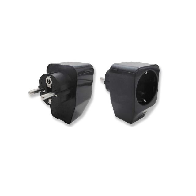 Tecnoplastic Zásuvka/vidlice schuko pro plováky