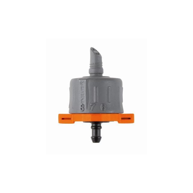 Gardena Regulovatelný koncový kapač s vyrovnáváním tlaku (5ks)