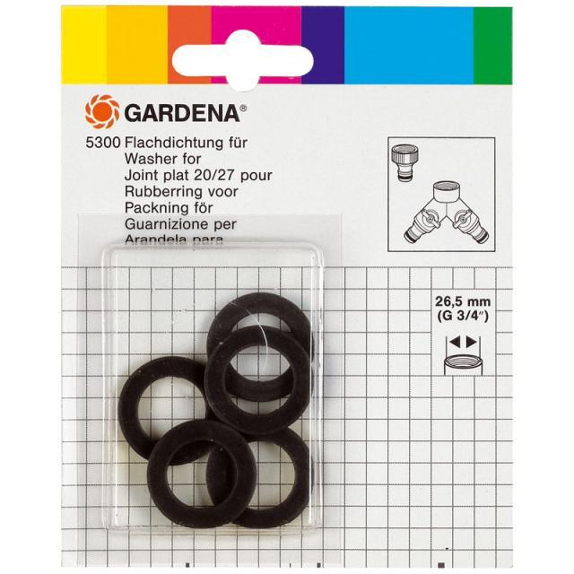 Gardena Ploché těsnění (5ks)