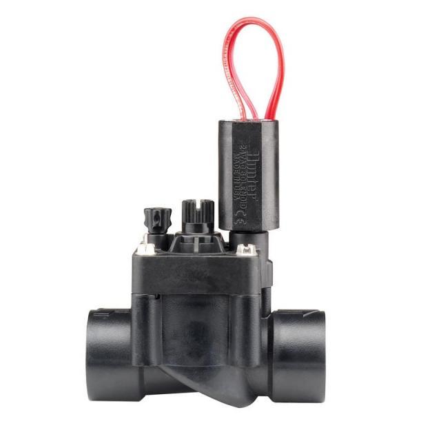 """Hunter El.magnetický ventil PGV 1"""", 24 V AC - vnitřní závity - s regulací průtoku"""