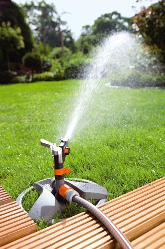Gardena Impulsní, kruhový a sektorový zavlažovač se sáňkami