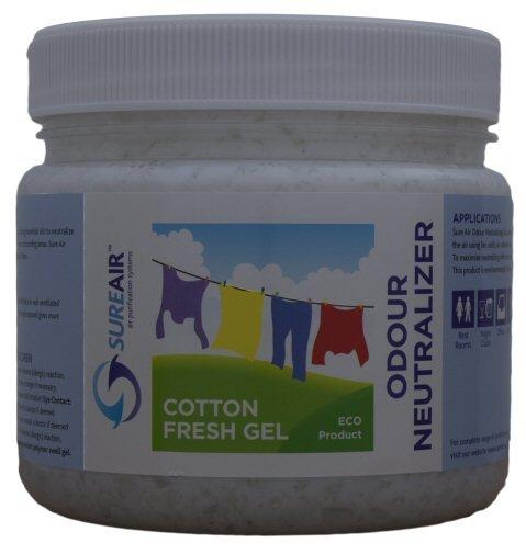 SURE AIR Fresh Cotton gel 1l