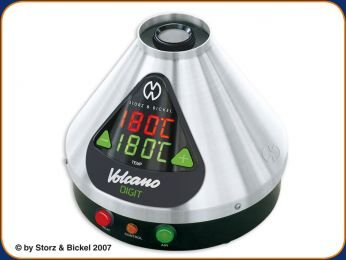 Vaporizer VOLCANO DIGIT bez inhalačního setu