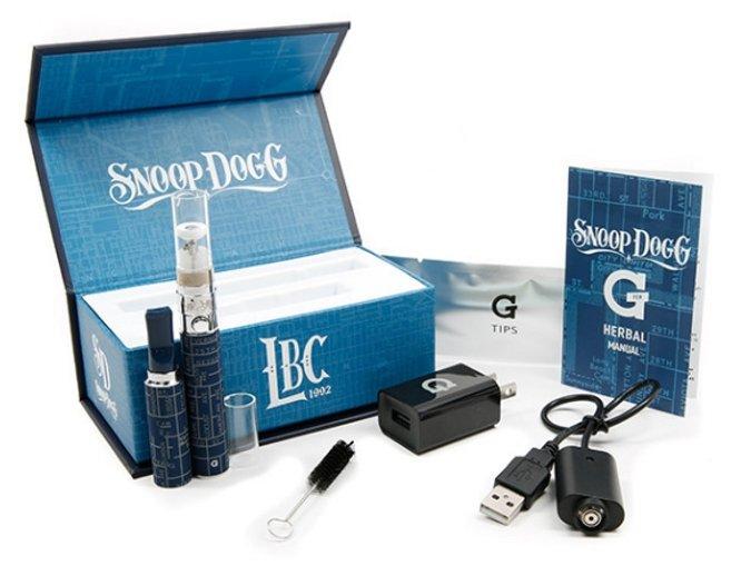 Kapesní vaporizér Snoop Dogg G Pen Herbal