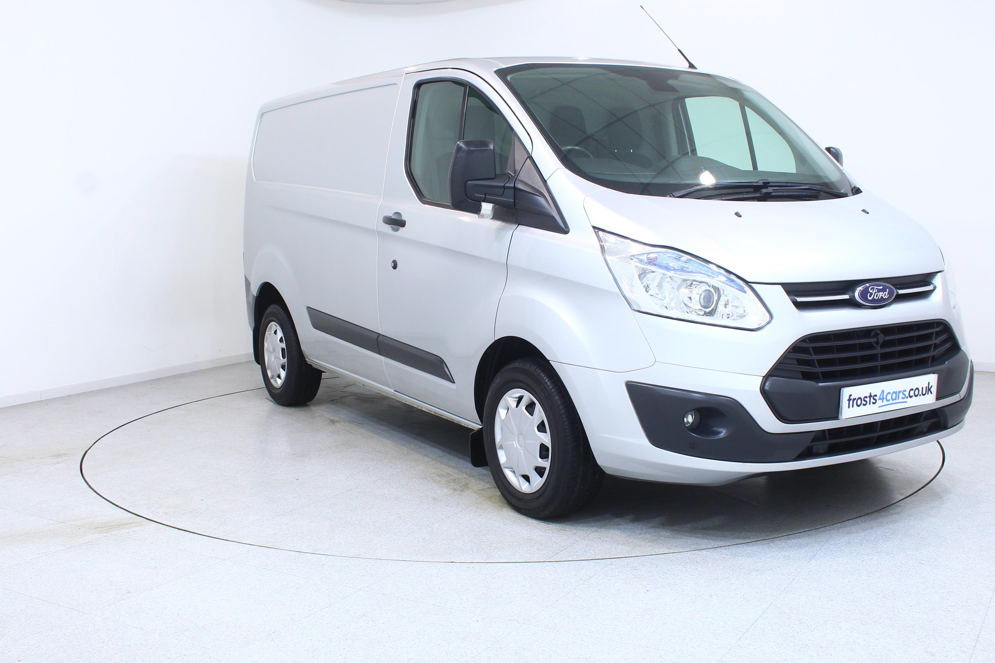 f983358aa0473c Ford Transit custom Trend 2.2Tdci 125 270 L1 Low Roof  Bluetooth Cruise  Control Front   Rear Parking Senors + . Stock ID  41626