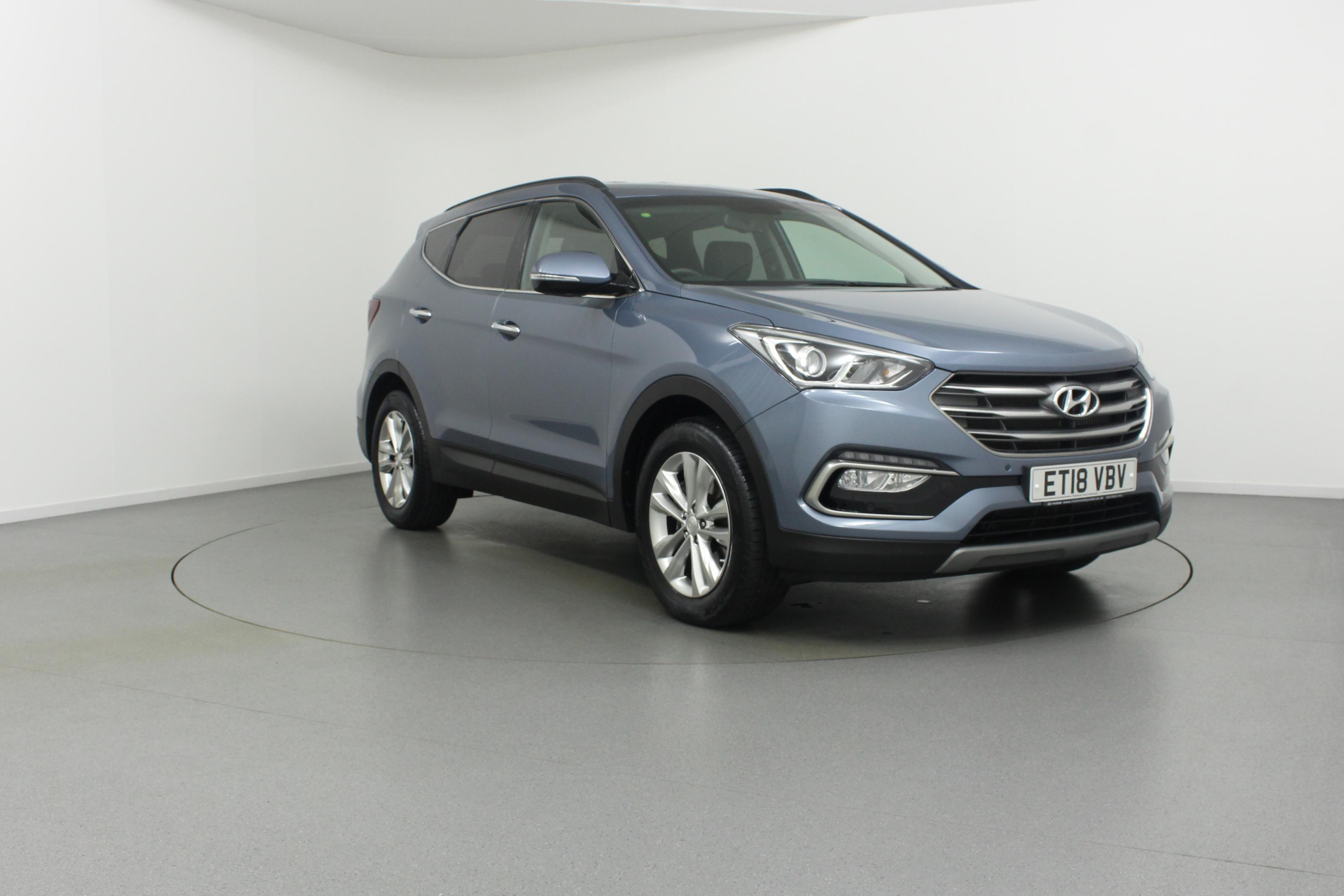 Hyundai Santa Fe 2 2 Crdi Premium 7 Seater Colour Blue Price